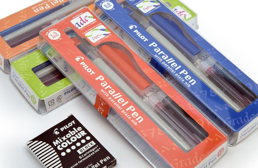 Pilot Parallel Pens Set
