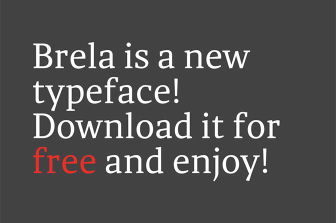 100 Free Fonts For Commercial Use - ARTURTH Lettering | Typography