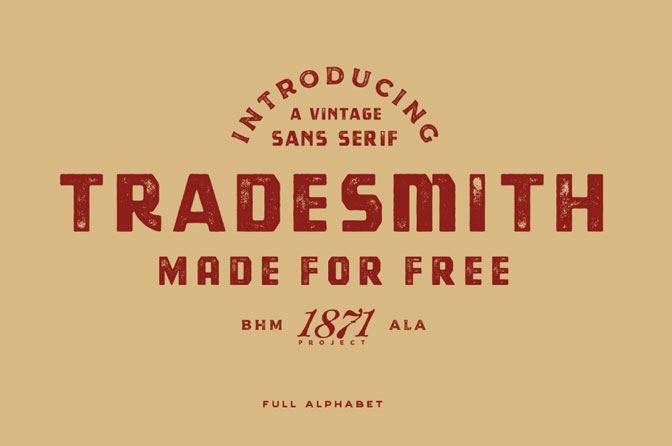 100 Free Fonts For Commercial Use - ARTURTH Art & Design