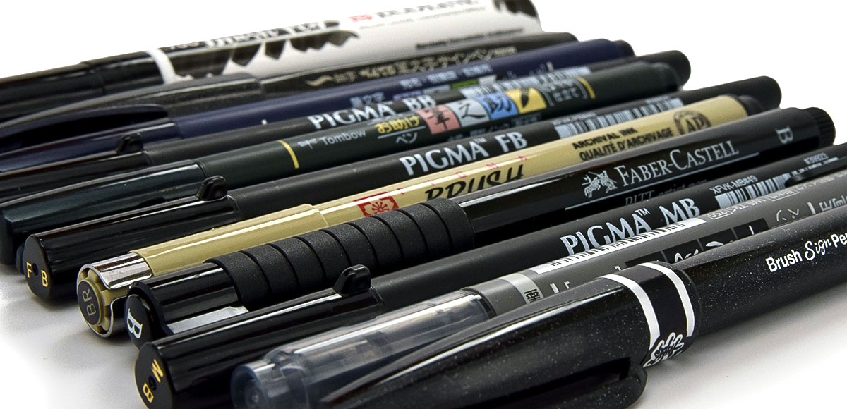 Best Brush Pens For Hand Lettering