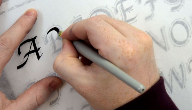 Seb Lester Calligraphy Course Review