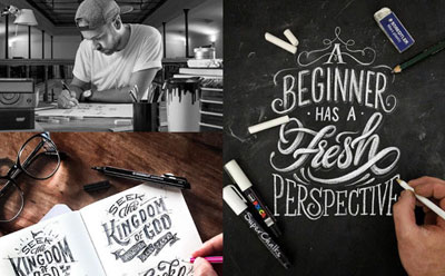 What Is Hand Lettering?
