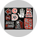 What Is Hand Lettering Stickers