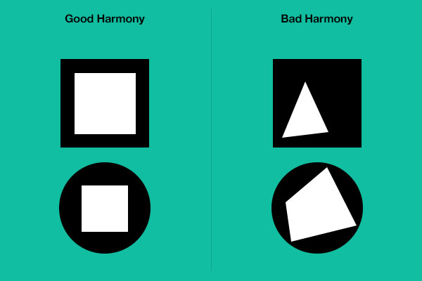 Graphic Design Elements Harmony