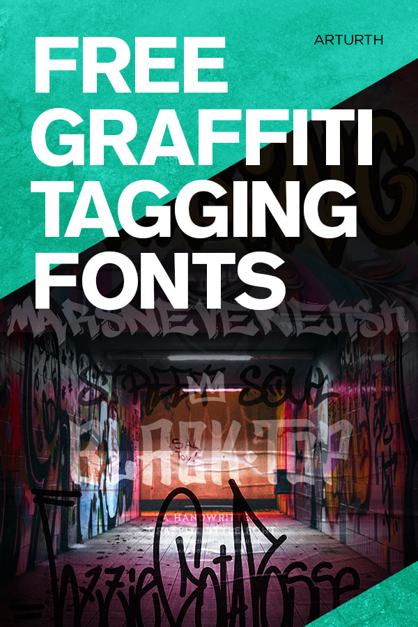 Free Graffiti Fonts