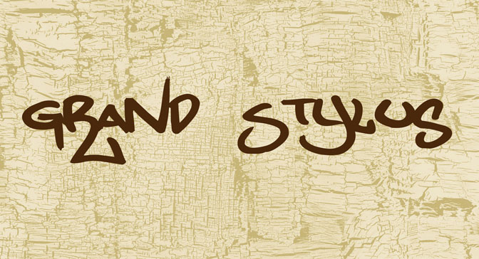 Free Grafitti Fonts Grand Stylus