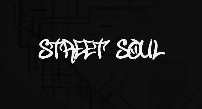 Free Grafitti Fonts Street Soul