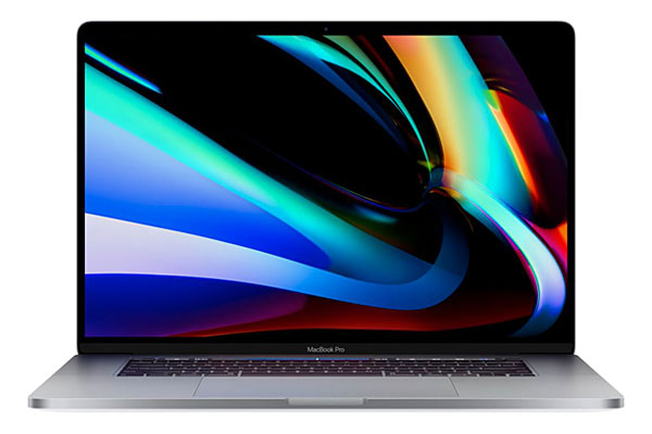 Best Apple Laptops For Graphic Design Apple MacBook Pro 16 Inch