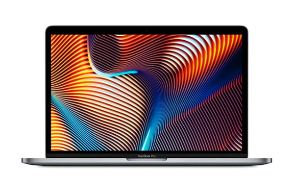 Best Laptops for Graphic Design Apple MacBook Pro 13-Inch
