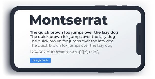 Best Fonts For UI Design