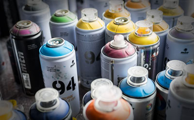 Best Spray Paint For Art