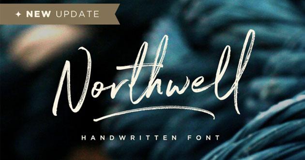 Best Display Fonts Northwell
