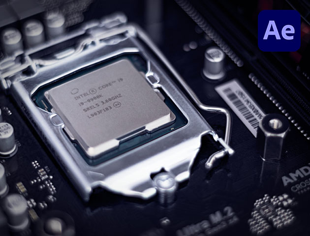 Best Processor For After Effects