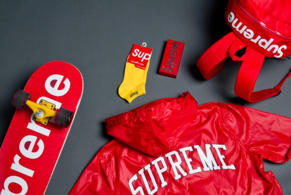 What Font Does Supreme Use?
