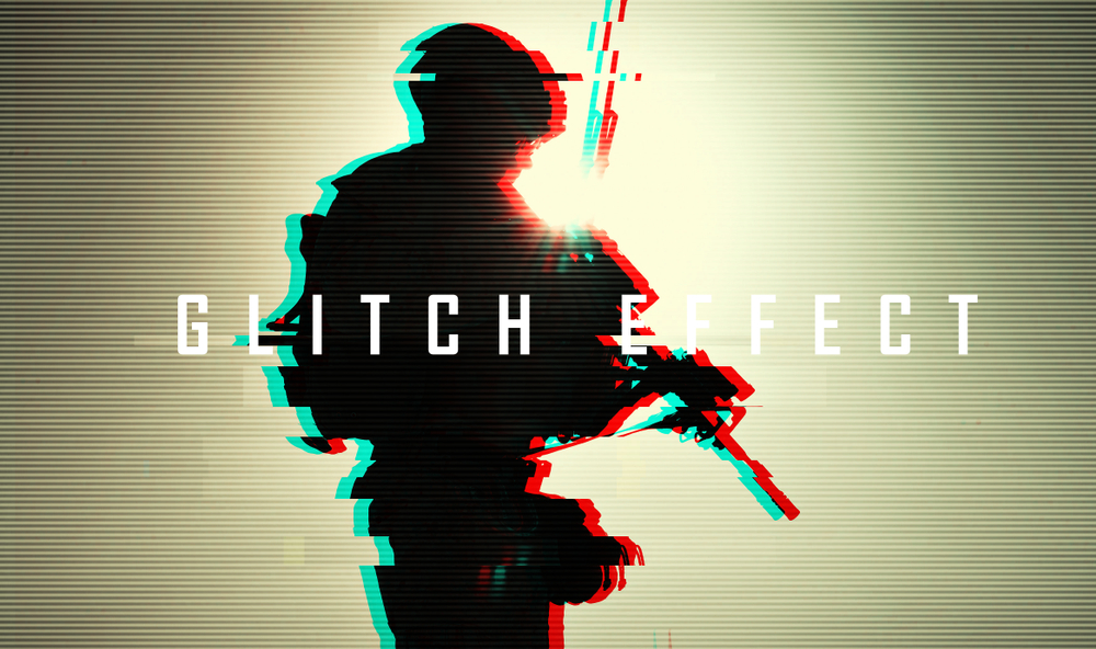 How To Do Glitch Effect In Photoshop